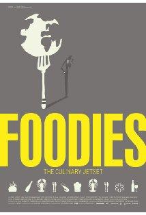Foodies: The Culinary Jet Set kapak