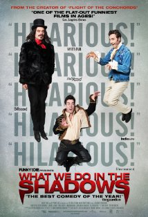 What We Do in the Shadows kapak