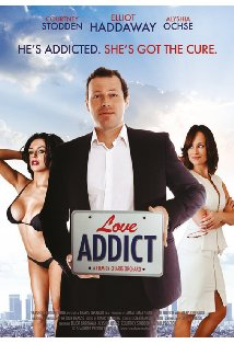 Love Addict kapak