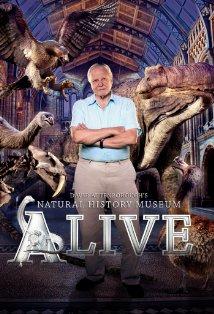 David Attenborough's Natural History Museum Alive kapak