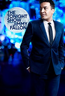 The Tonight Show Starring Jimmy Fallon kapak