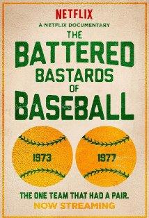 The Battered Bastards of Baseball kapak