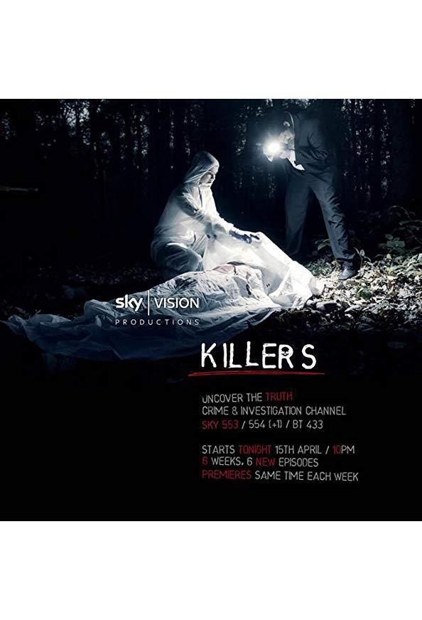 Killers: Behind the Myth kapak