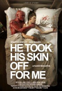 He Took His Skin Off for Me kapak
