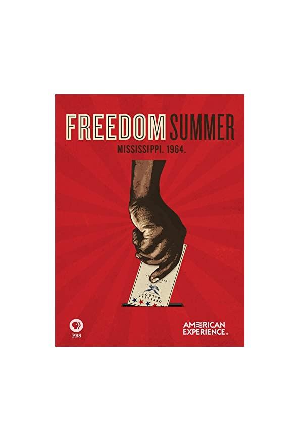 Freedom Summer kapak