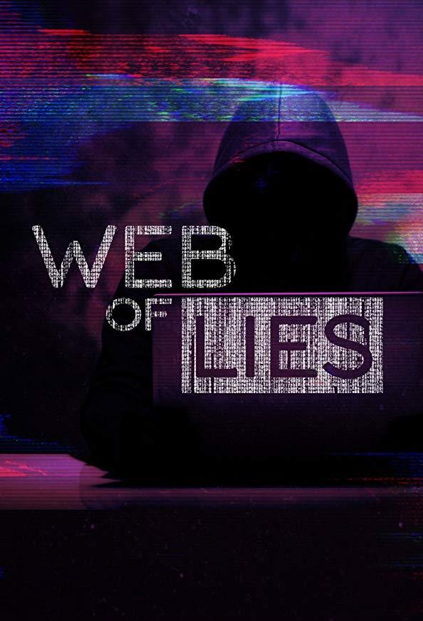 Web of Lies kapak