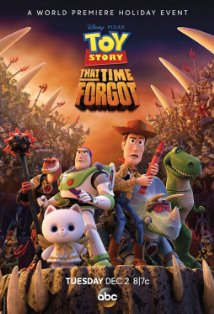 Toy Story That Time Forgot kapak