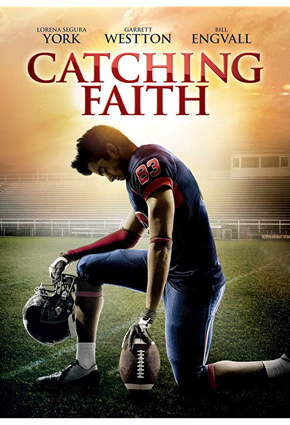 Catching Faith kapak