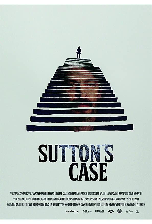 Sutton's Case kapak