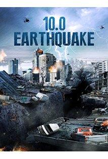 10.0 Earthquake kapak