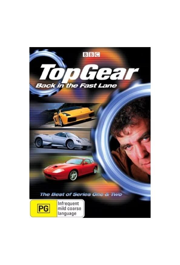 Top Gear: Back in the Fast Lane kapak