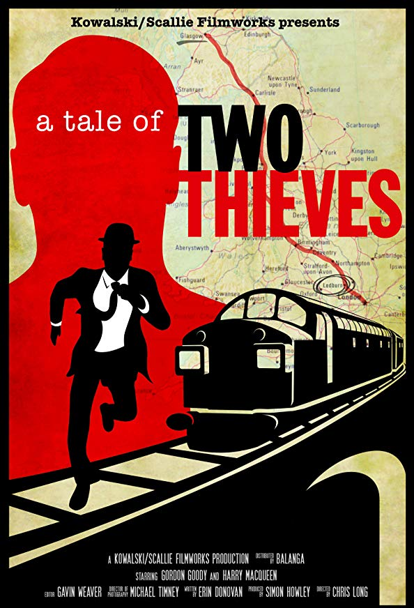 A Tale of Two Thieves kapak