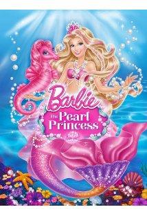 Barbie: The Pearl Princess kapak