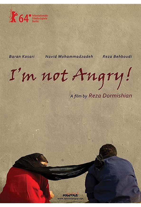 I'm Not Angry! kapak