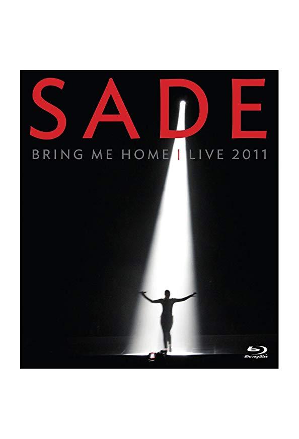 Sade: Bring Me Home Live kapak