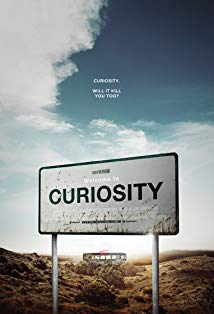 Welcome to Curiosity kapak