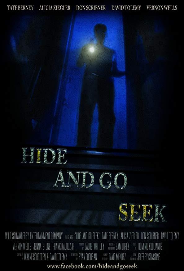 Hide and Go Seek kapak