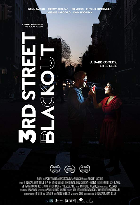 3rd Street Blackout kapak