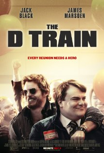The D Train kapak