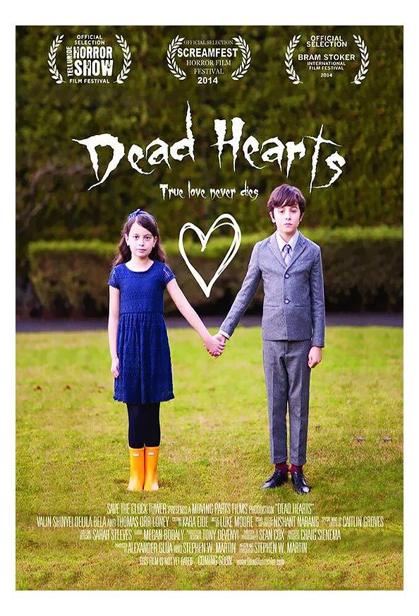Dead Hearts kapak