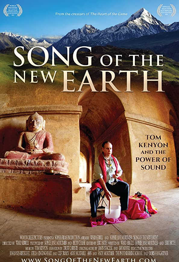 Song of the New Earth kapak