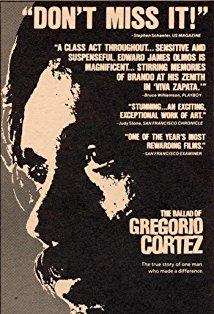 The Ballad of Gregorio Cortez kapak