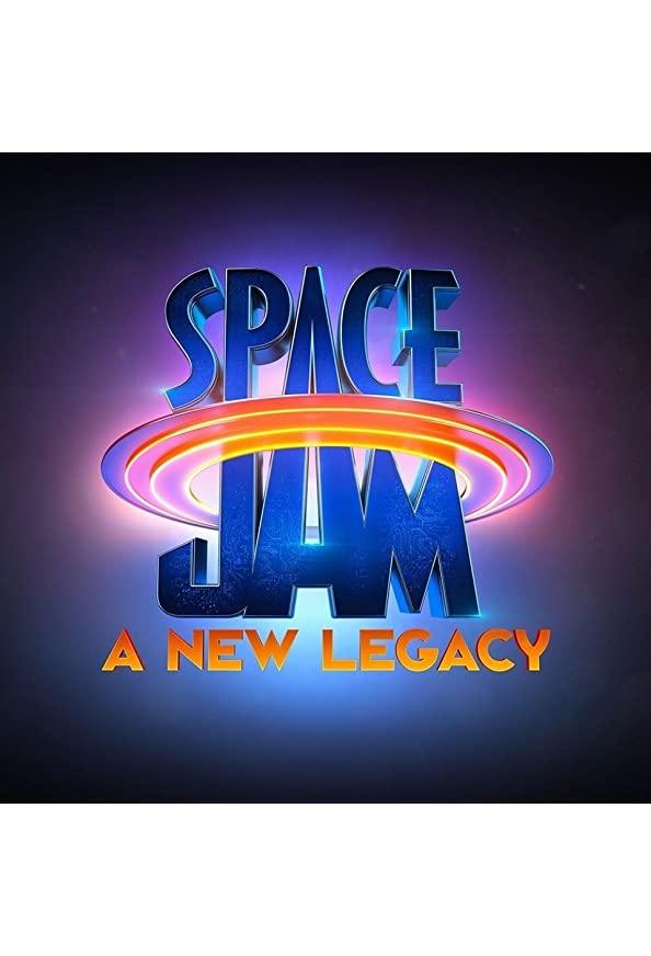Space Jam: A New Legacy kapak