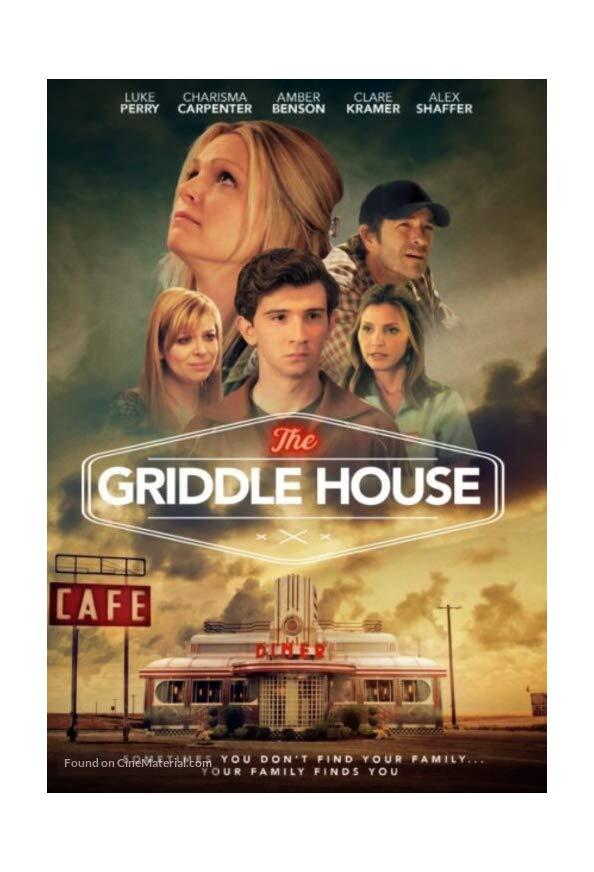 The Griddle House kapak