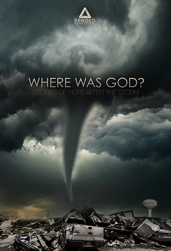 Where Was God? kapak