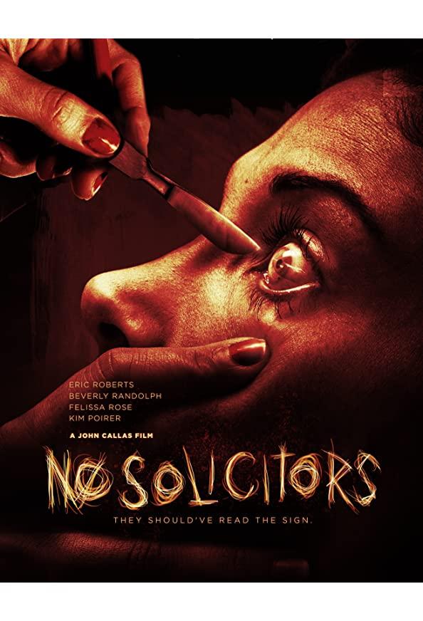 No Solicitors kapak