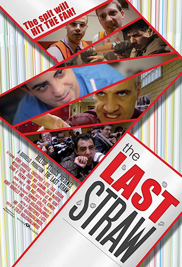 The Last Straw kapak