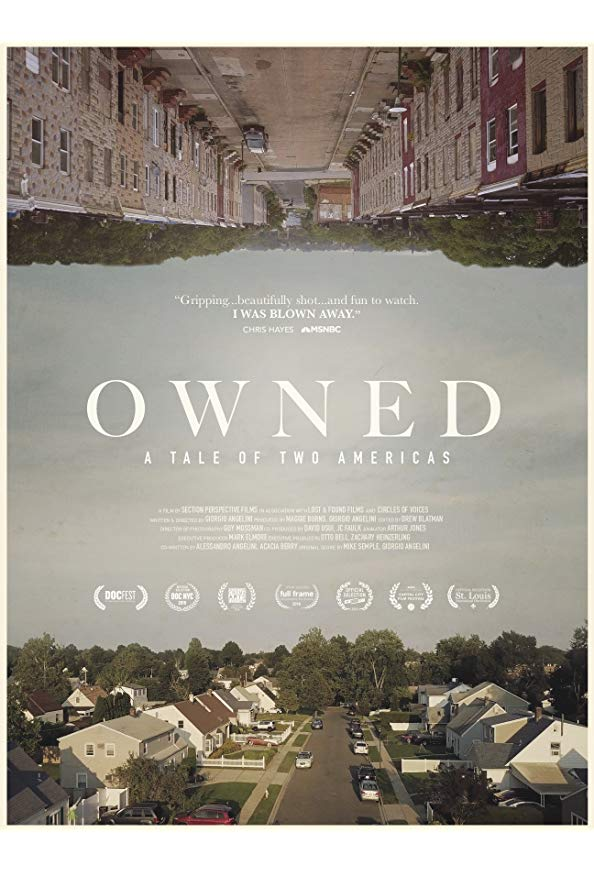 Owned, A Tale of Two Americas kapak