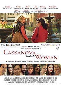Cassanova Was a Woman kapak
