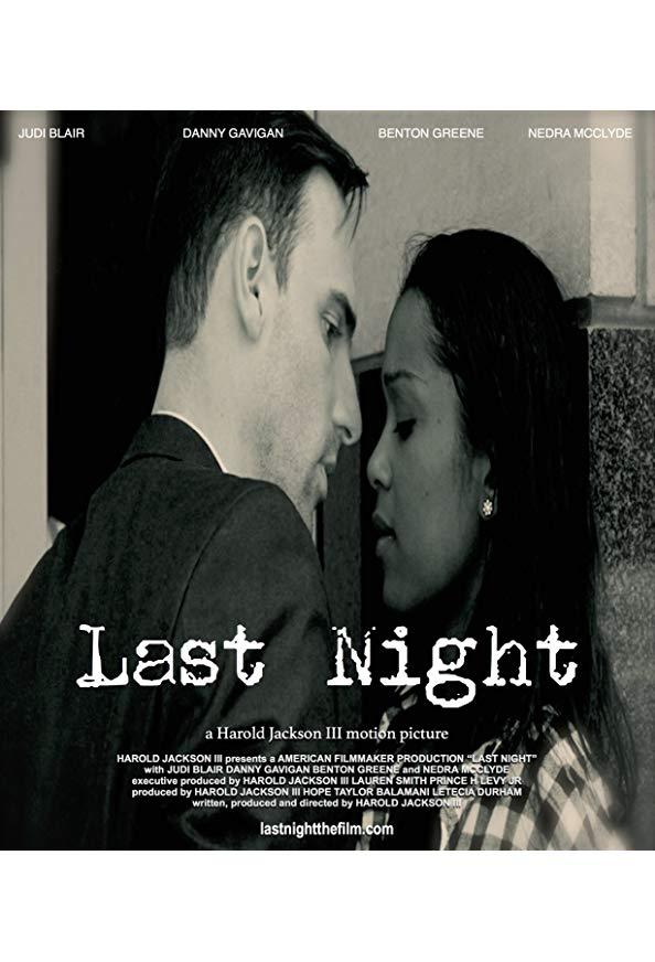 Last Night kapak