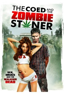 The Coed and the Zombie Stoner kapak