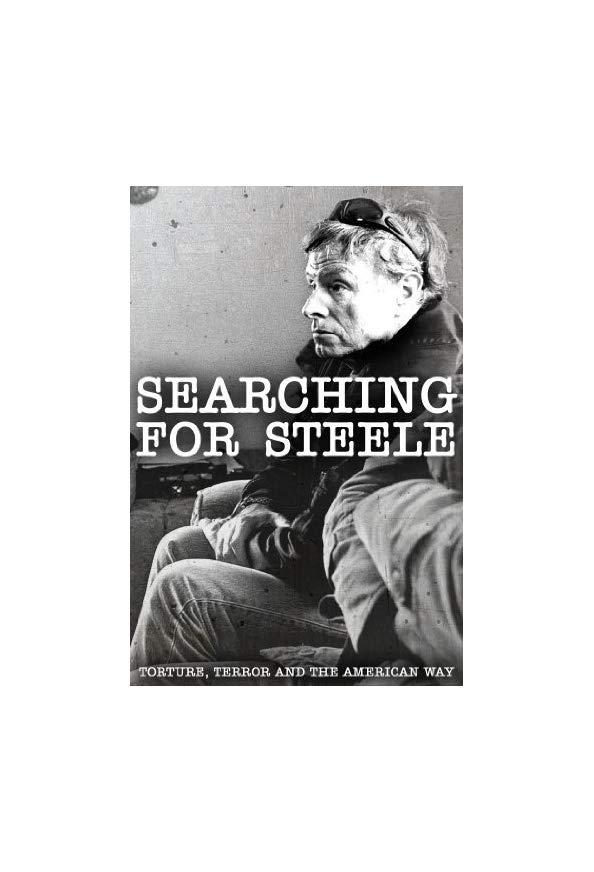 Searching for Steele kapak