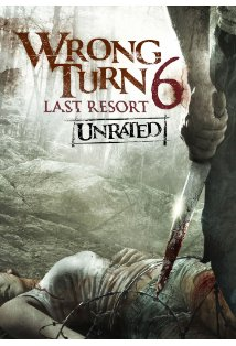 Wrong Turn 6: Last Resort kapak