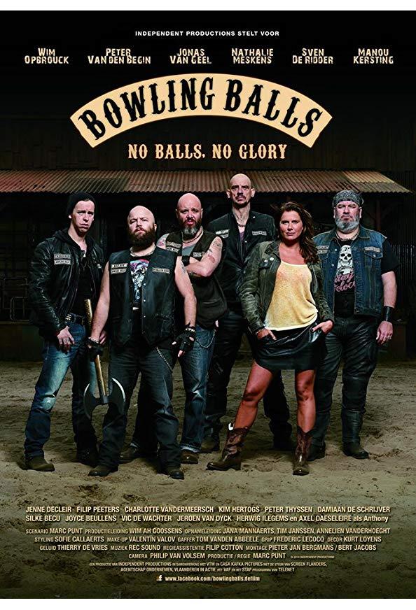 Bowling Balls kapak