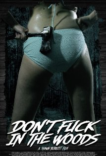 Don't Fuck in the Woods kapak