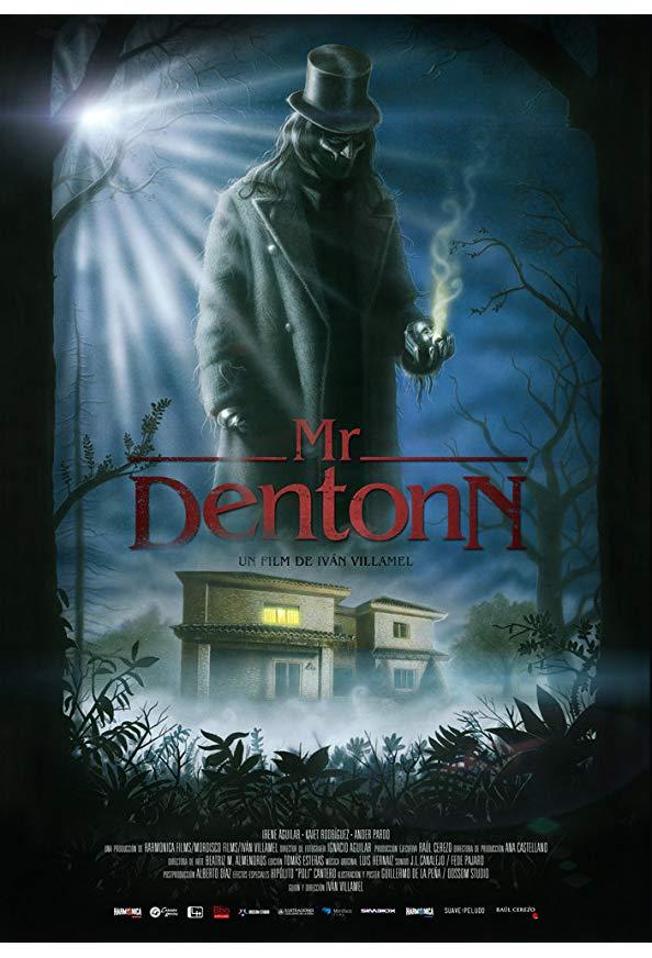 Mr. Dentonn kapak