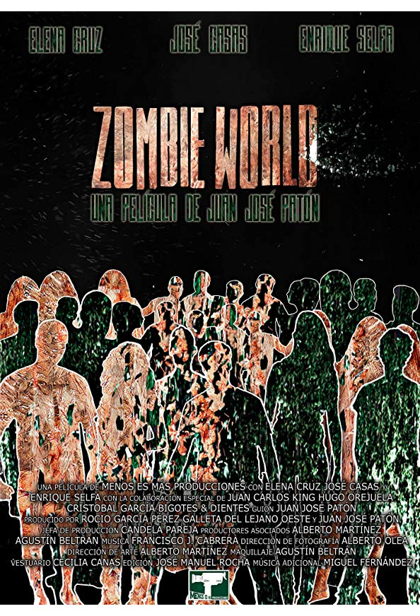 Zombie World kapak