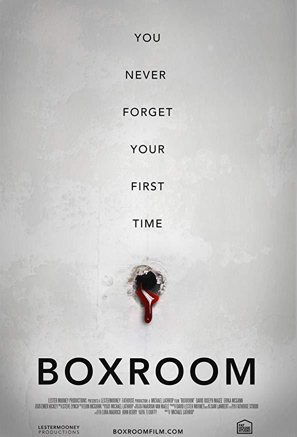Box Room kapak