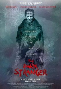 The Dark Stranger kapak