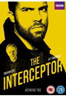 The Interceptor kapak