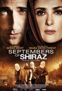 Septembers of Shiraz kapak