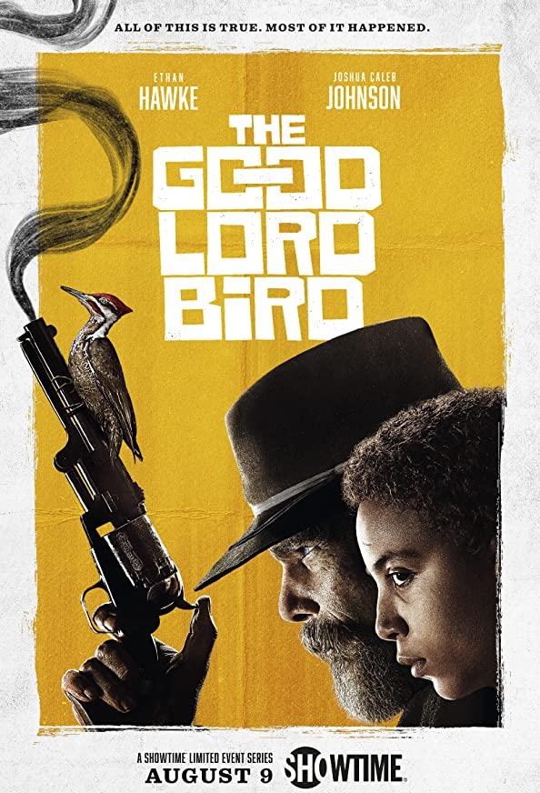 The Good Lord Bird kapak