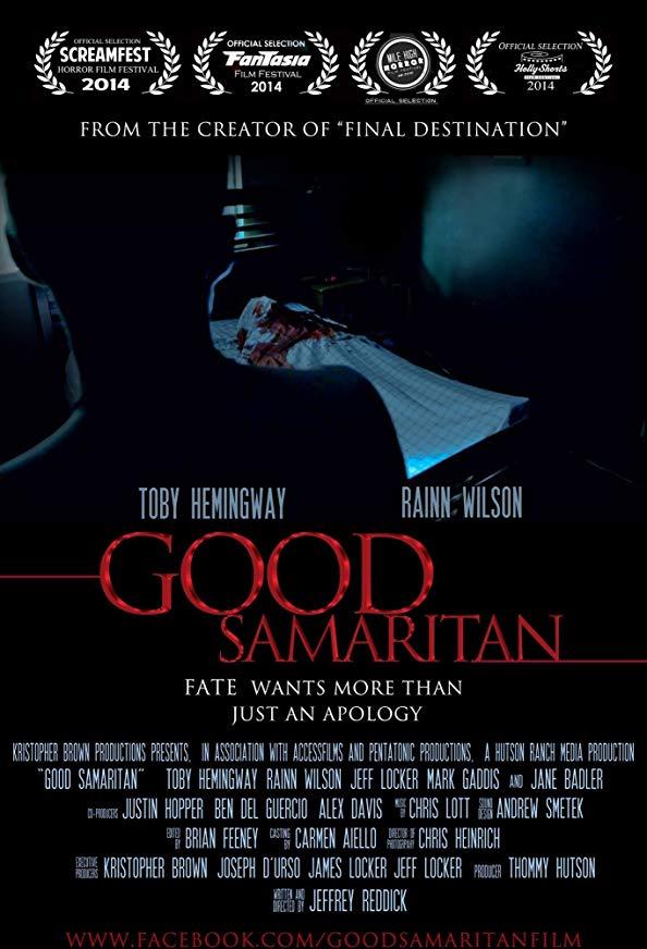 Good Samaritan kapak