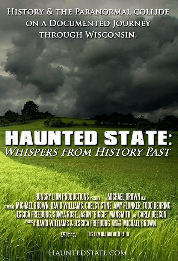 Haunted State: Whispers from History Past kapak