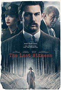 The Last Witness kapak