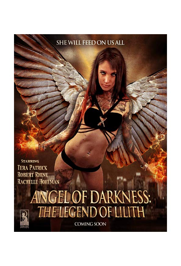 Angel of Darkness: The Legend of Lilith kapak